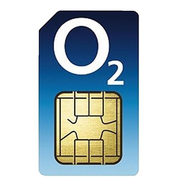 O2 Voice Sim UK